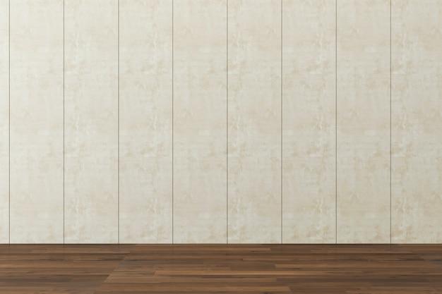 대리석 벽 질감 배경 나무 바닥