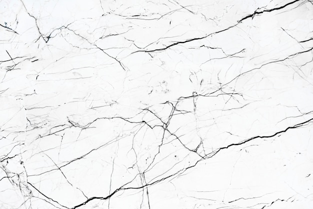 Marble with black texture background