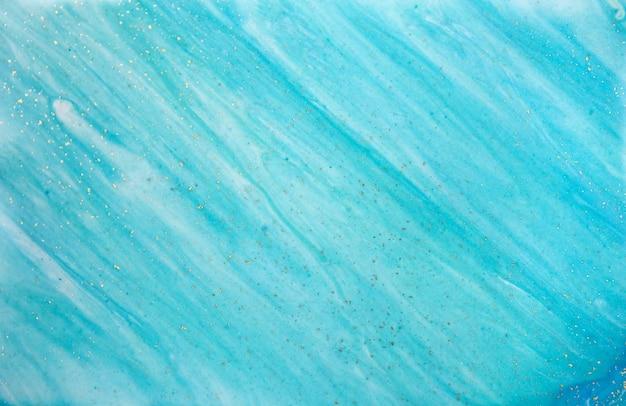 Мраморная синяя абстрактная волна