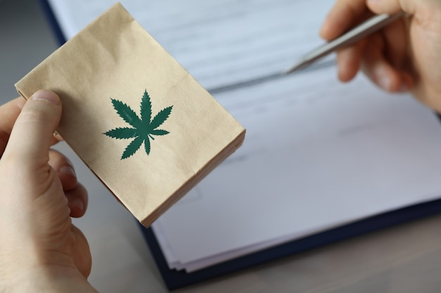 Marijuana recipe for alternative treatment