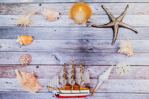 丸で囲まれた海のお土産
