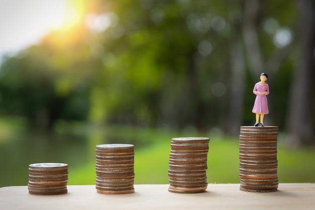 優れた成長のための市場シェアと挑戦の競争相手