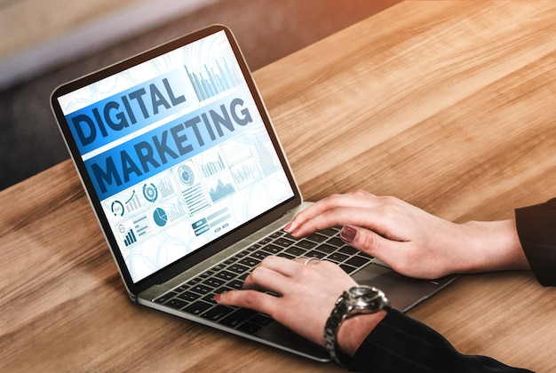 Marketing of digital technology business