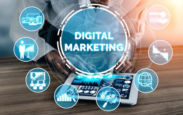 Marketing of digital technology business