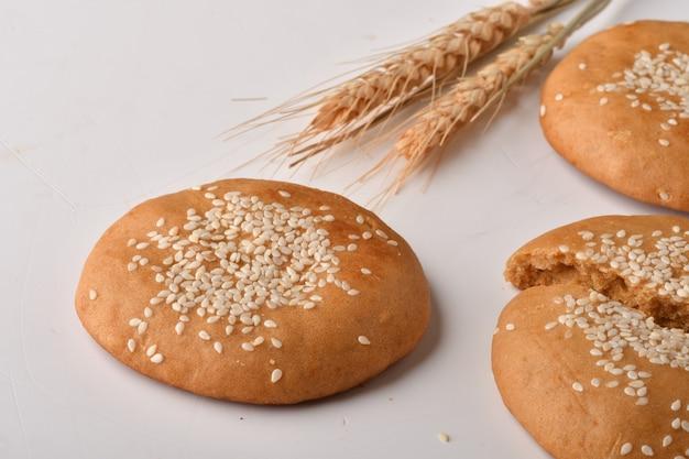 Марьям хлеб патока желтый хлеб дрожжевая мука пекарня