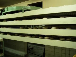 Машинах - хлеб