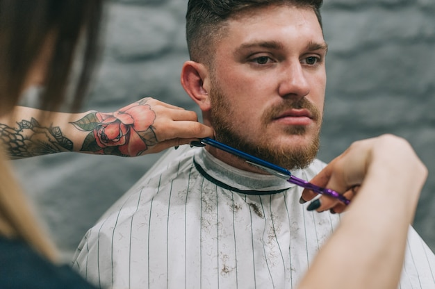 Mastering the barber profession