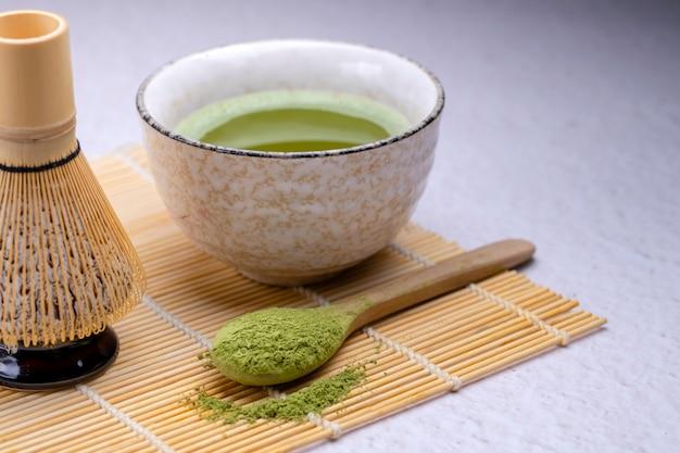 抹茶伝統的な日本の飲み物