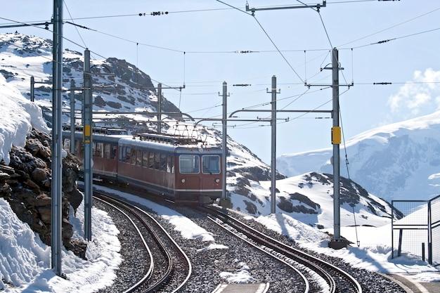 마터호른 트램