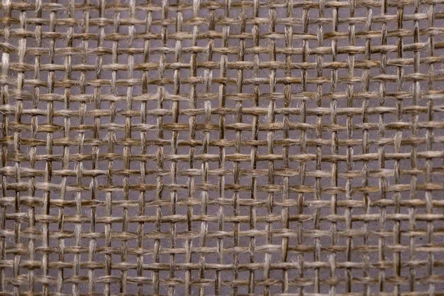 Matural linen textile, fabric, textured
