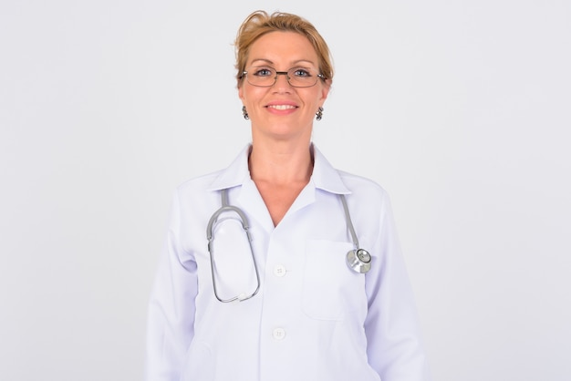成熟した女医