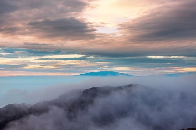 Мауна-кеа на гавайях