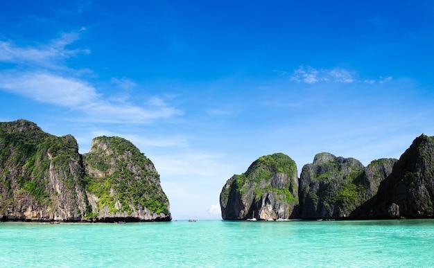 マヤベイピピレー島タイ