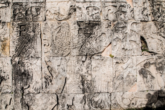 Mayan relief 2