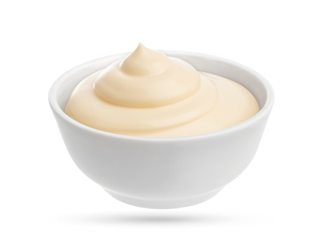 Mayonnaise bowl