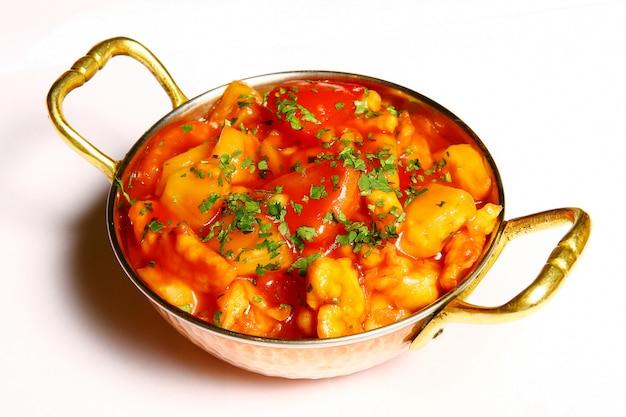 Мясное блюдо с овощами