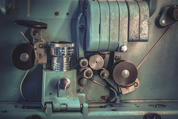 Mechanical industrial circuit board engine