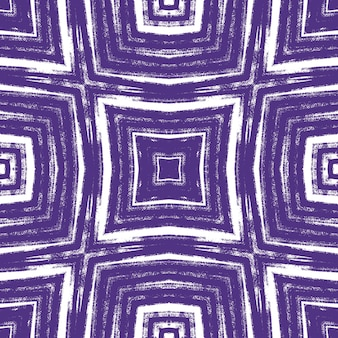 Медальон бесшовные модели. фиолетовый симметричный фон калейдоскопа. текстильный готовый экзотический принт, ткань для купальных костюмов, обои, упаковка. бесшовные плитки акварель медальон.
