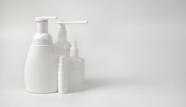 医療用防腐剤および衛生製品。