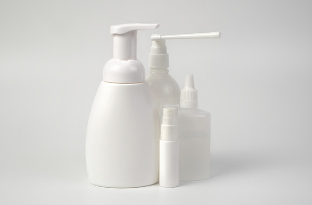 Medical antiseptic and hygiene products.