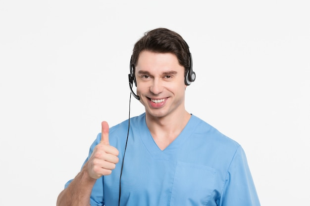 Medical call center concept