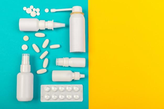Medical equipment. medical concept