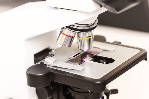 Medical equipment microscope