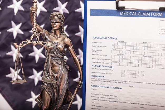 医療過失請求および補償請求からの医療傷害請求
