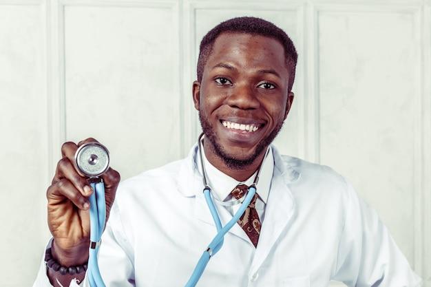 Medical physician doctor man