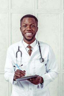 Medical physician doctor man