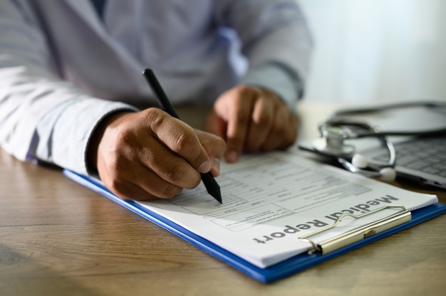 Medical records patient information medical technology