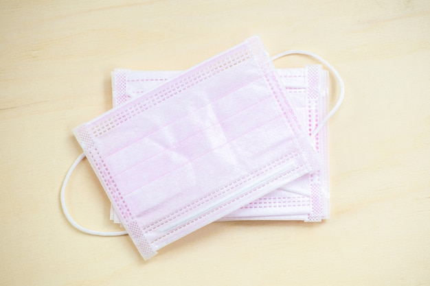 Medical surgical masks and pm 2.5