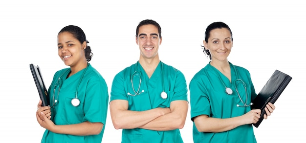 医療チーム