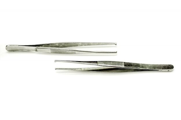 Medical tweezers isolate