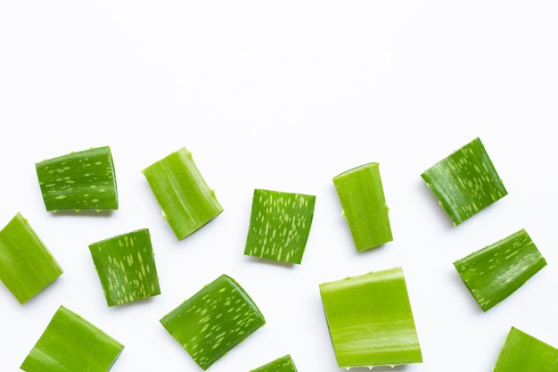 Medicinal aloe vera for health and beauty