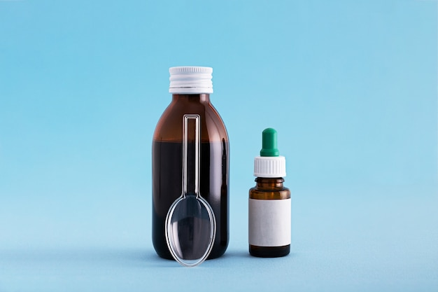 약 및 백신 병