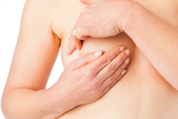 Medicine and disease - breast cancer