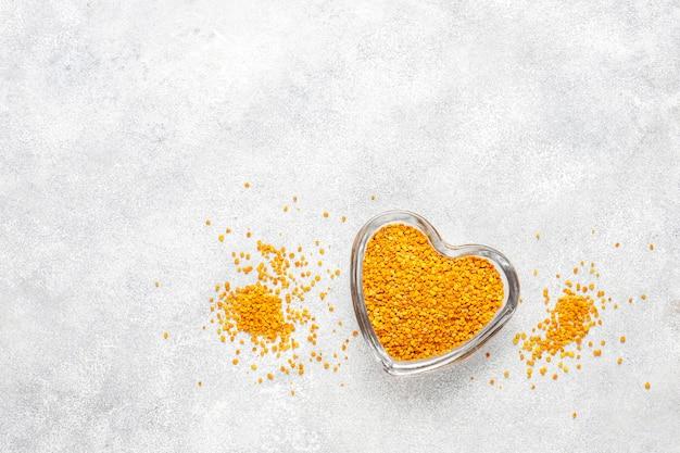薬食ミツバチ花粉。