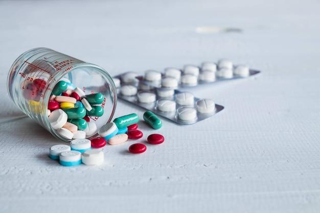 Medicine and health care concept