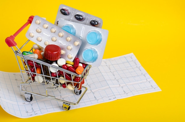 Medicine  and health concept