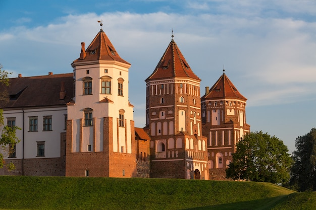 벨로루시 미르의 중세 성
