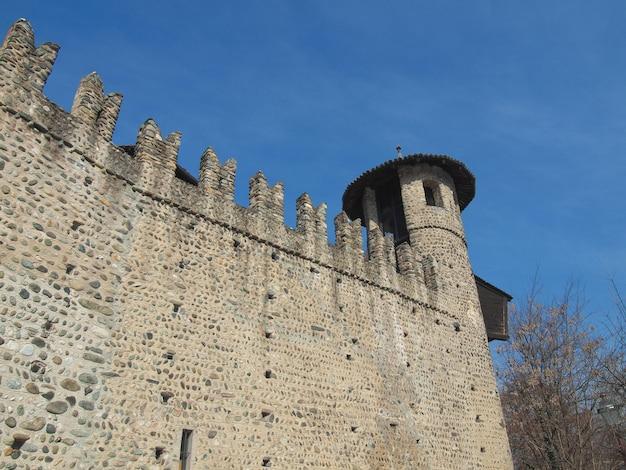 토리노의 중세 성