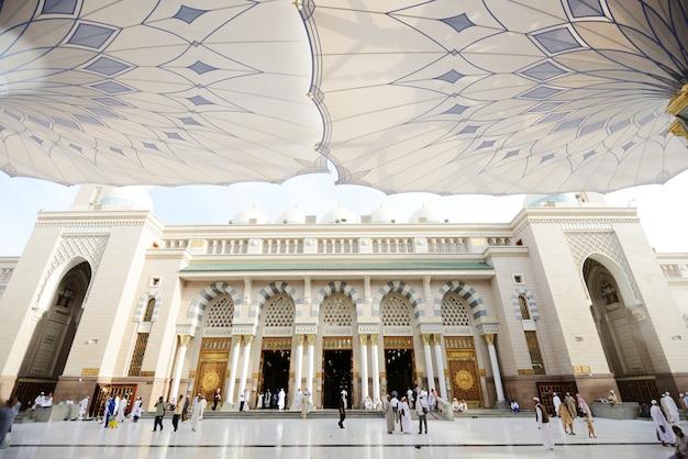Medina prophet's mosque