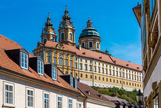 オーストリア、ヴァッハウのメルク修道院