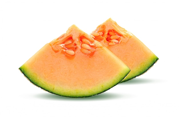 Melon isolated