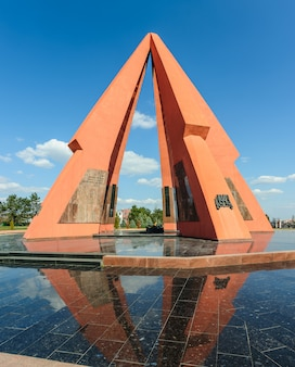 Memorial eternity, chisinau, moldova.