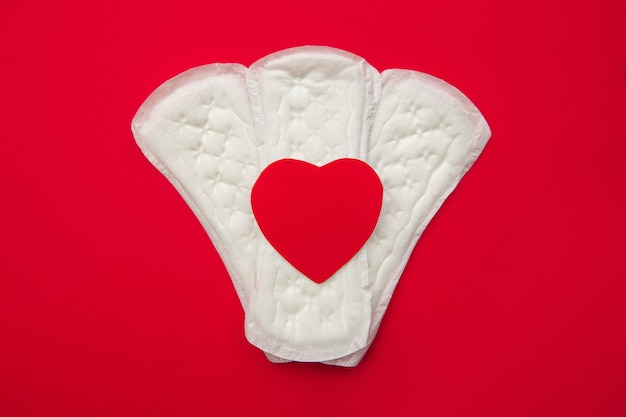 Menstruation period pain protection.