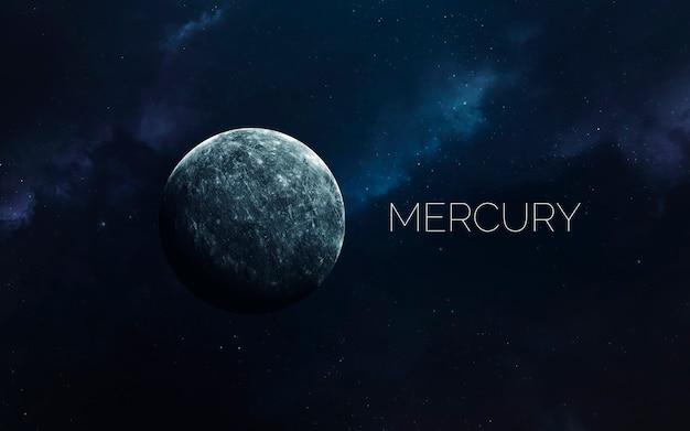 Меркурий в космосе