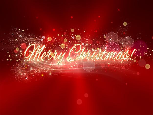 С рождеством христовым яркая открытка