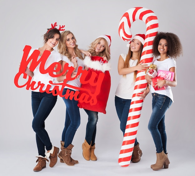 みんなのメリークリスマスタイム